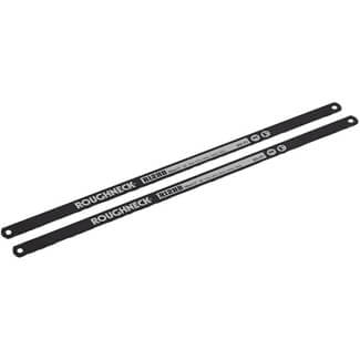 Roughneck 300mm Length Hacksaw Blades - Pack Of 2