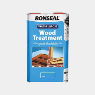 Ronseal Multi Purpose Wood Treatment - Sizes Available