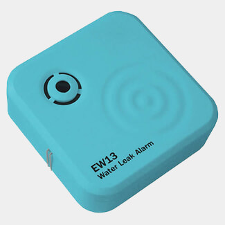 FaithFull Portable Water Leak Alarm 80db