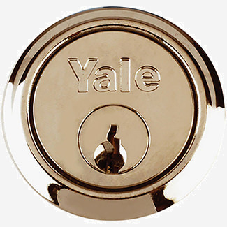 Yale P1109 Replacement Rim Cylinder - Various Finishes Available