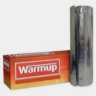 Warmup Foil Heater 140W Electric Underfloor Heating System 4 m2
