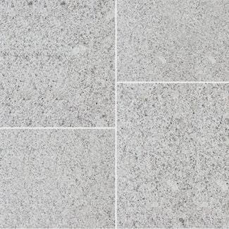 Bradstone Natural Granite 200 x 100 x 30mm Silver Grey Paving Slabs - Various Quantity Available