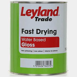 Leyland Trade Fast Drying Water Based Paint - More Colours And Variations Available