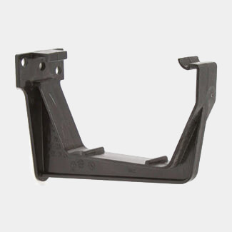 Polypipe Square 112mm Fascia Bracket