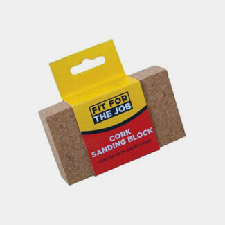 Rodo Decorators Cork Sanding Block