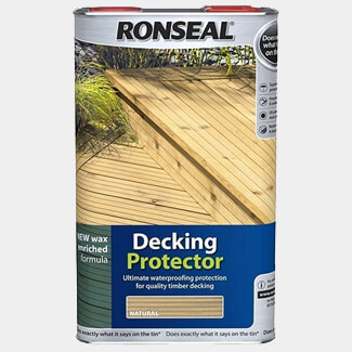 Ronseal 5L Natural Decking Protector