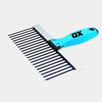 Ox Tools Pro Dry Wall Scarifier 250mm / 10 Inch