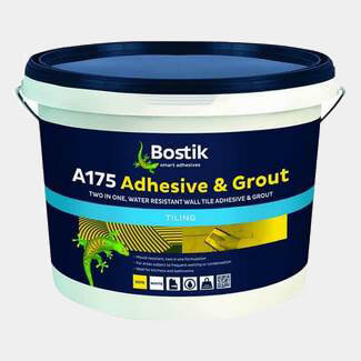Bostik A175 Adhesive And Grout - Various Pack Sizes Available