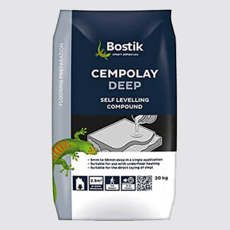 Bostik Cempolay Deep Floor Levelling Compound 20Kg