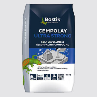 Bostik Cempolay Ultra Strong Self Levelling And Resurfacing Compound 25Kg