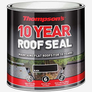 Thompsons Roof Seal - Sizes And Finishes Available
