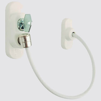 Dale Door And Window Safety Restrictor White