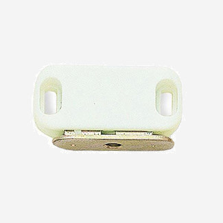 Dale Small Magnetic Catch White