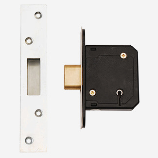 Dale BS3621 5 Lever Mortice Dead Lock SSS 76mm