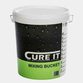 Cure-It Printed Mixing Bucket 10 Litre