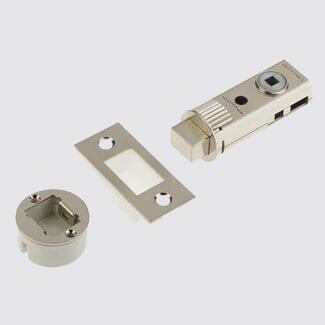 Yale Push Fit Latch And Privacy Bolt - Various Finishes And Sizes Available
