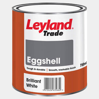 Leyland Trade Eggshell Paint - More Colours And Variations