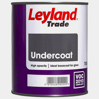 Leyland Trade Undercoat Paint - More Colours And Sizes Available