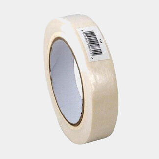 ProDec 50mtr Long General Purpose Masking Tape - Widths Available