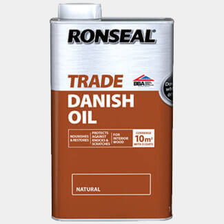 Ronseal Trade Danish Oil 1L
