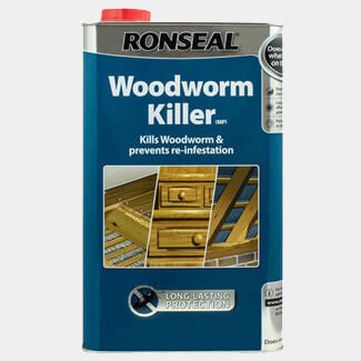 Ronseal Woodworm Killer 1L