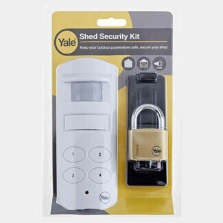 Yale Shed Security Kit Pack