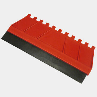 Faithfull Dual Purpose Plastic Spreader 180mm