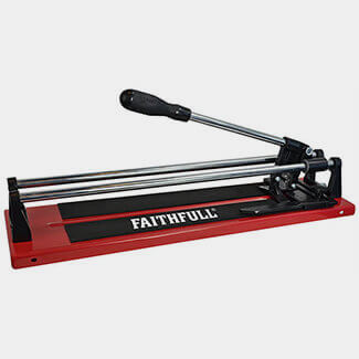 Faithfull Heavy-Duty Tile Cutter 400mm