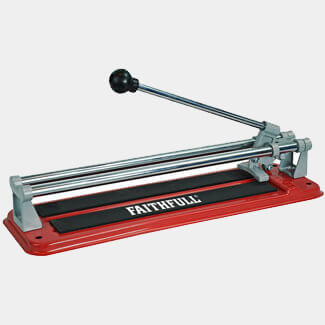 Faithfull Tile Cutter 300mm