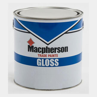 Macpherson Gloss Paint - Various Colours And Litres Available