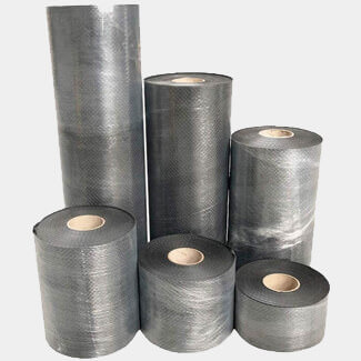 JRT Supplies DPC Polythene Black Roll - Available Sizes