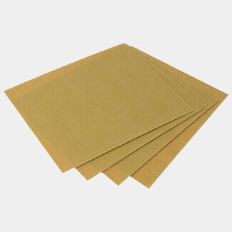 Faithfull Cabinet Paper Sheet 230mm x 280mm - Variation Available