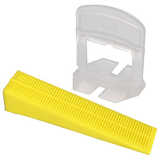 Tile Rite Leveling Spacer Combination Pack