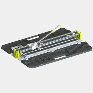 Tile Rite Plasplugs Powerglide Tile Cutter 600mm