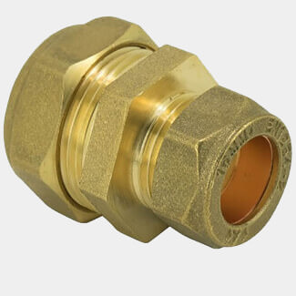 Masterflow Compression Reduced Coupler - Various Sizes Available