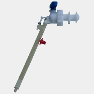 Oracstar Side Entry Toilet Ball Valve