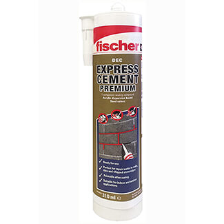 Fischer Express Cement Sand 310ml