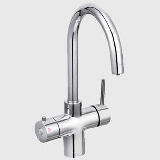 Bristan Rapid 3in1 Instant Boiling Water Tap