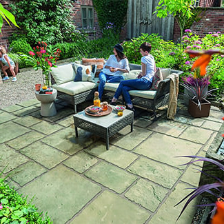 Bradstone Old Town Paving - Various Finishes Sizes And Quantity Available