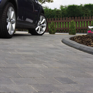 Bradstone Woburn Original Block Paving 134mm Wide - Various Finishes And Sizes Available - Pallet