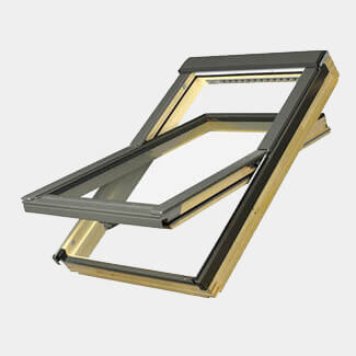 Fakro Centre Pivot Standard Roof Windows - Variation Available