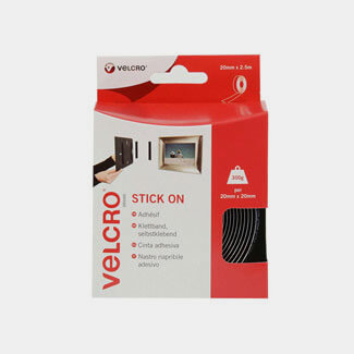 Chain Products Velcro Brand Stick On Tape - Various Finishes Available