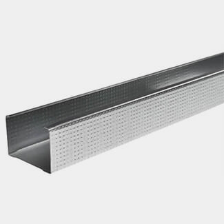 Libra Systems Drywall C Stud Partitioning Metal - Various Width And Length Available