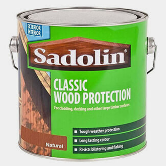 Sadolin Classic Wood Protection Natural 1L