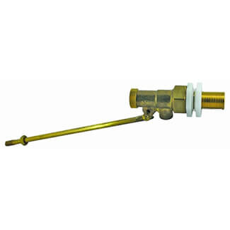Masterflow Yellow Brass High Pressure Float Valve - Various Variation Available