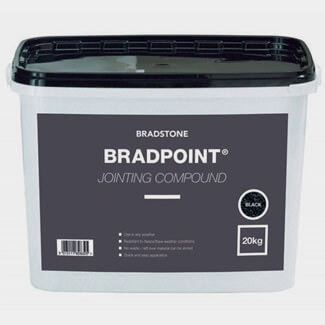 Bradstone Bradpoint Jointing Compound 20kg - Various Finishes And Quantity Available