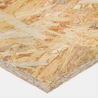 Int Plywood 1220mm Wide x 2440mm Long OSB3 Board - Various Thickness And Quantity Available