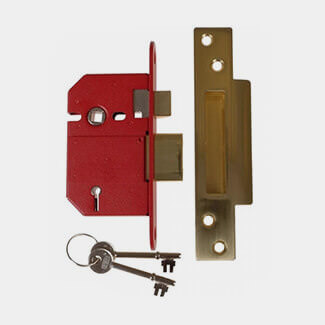 Yale 2200S BS 5 Lever Mortice Sashlock - Various Sizes And Finishes Available