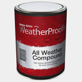 Easy Trim Easy Proof All Weather Compound - Sizes Available