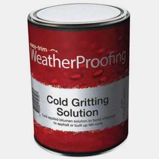 Easy Trim Easy Proof Cold Gritting Solution 25LTR